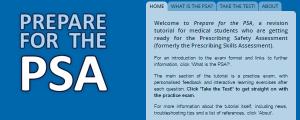 Prepare for the PSA